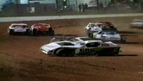 Watch This Stock Car Keep Rolling and Rolling and Rolling