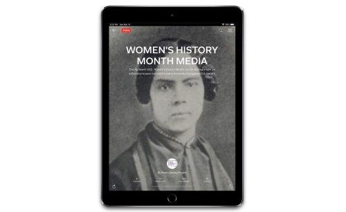 Teaching Women's History