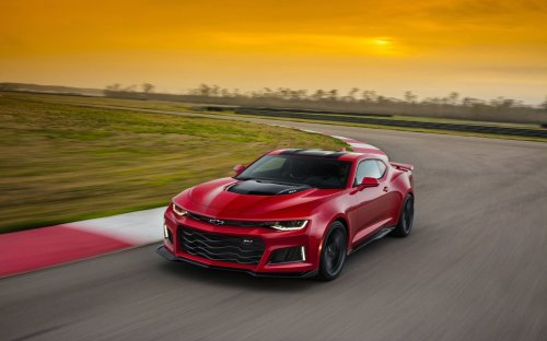 Ranking The Fastest GM Muscle Cars Ever Built