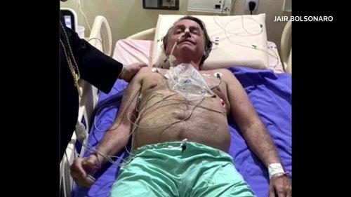 Hospitalized Bolsonaro may soon need surgery