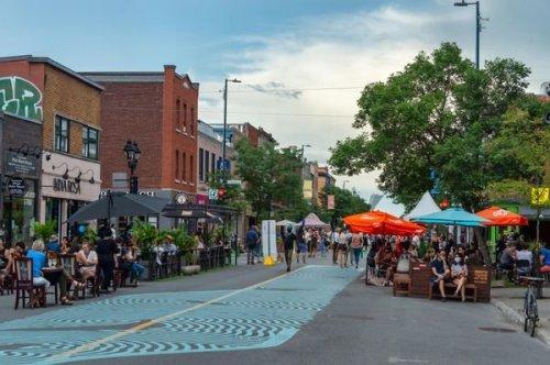 Les terrasses rouvrent bientôt au Québec et voici les mesures à suivrent