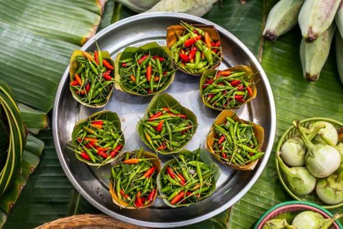 All About Thai Food