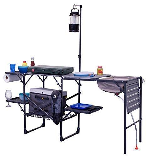 GCI portable folding camp kitchen