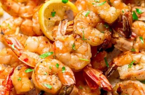 A Spicy Marinade That Brings Your Shrimp To A New Level