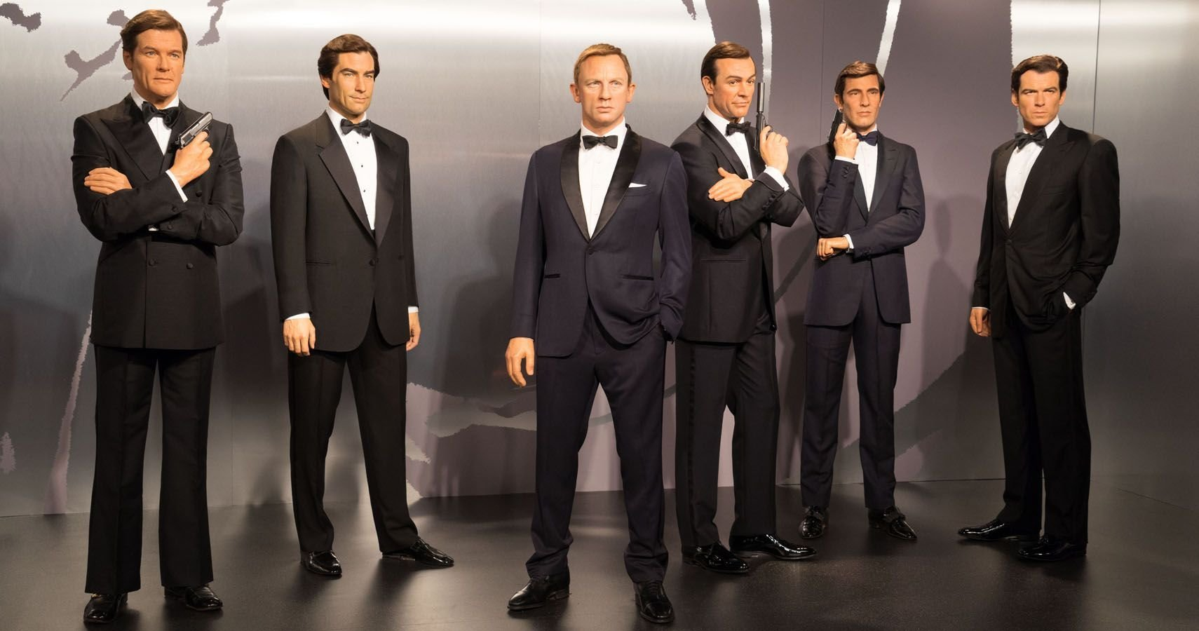 The Siblings Behind The James Bond Franchise