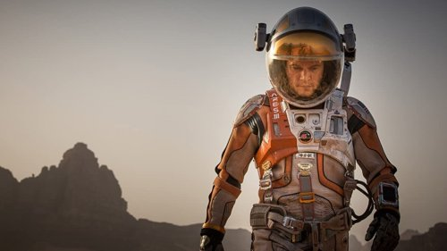 Science Fiction And Our Fascination With Stories About Mars