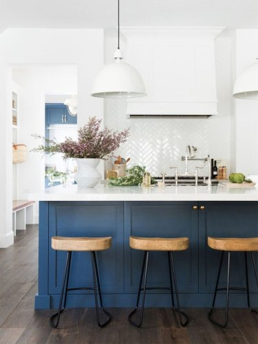 Almost 50% of homeowners are building these organizers into their kitchens