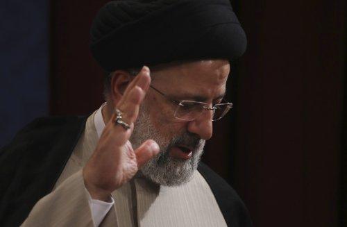Iran president-elect takes hard line, refuses to meet Biden