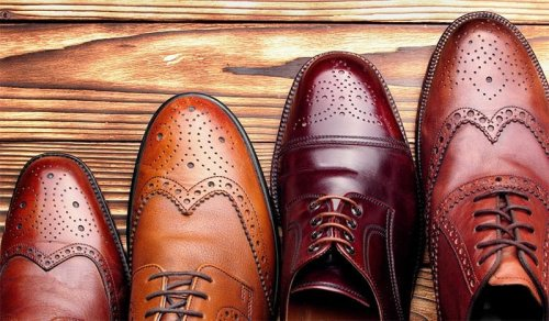THE BEST TYPES OF DRESS SHOES FOR MEN