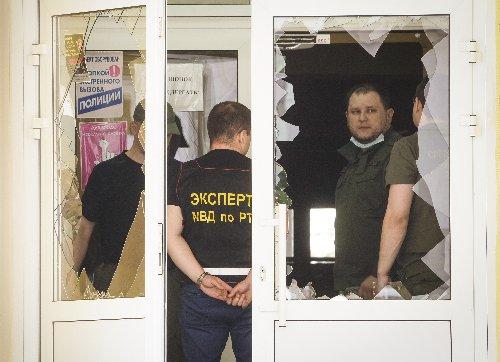 Putin says school shooting in Kazan 'has shaken all of us'