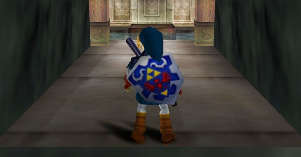 The Legend Of Zelda: Ocarina Of Time's Water Temple Is Still The Worst In Gaming
