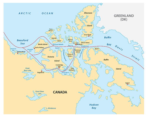 The Last Border Disputes Between the US and Canada