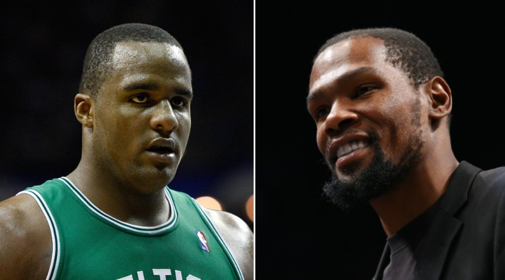 The NBA's biggest stars are fighting on social media over Kyrie's logo stomp