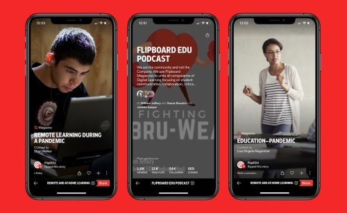 Flipboard EDU Podcast Episode 40: Thank You, Flipboard