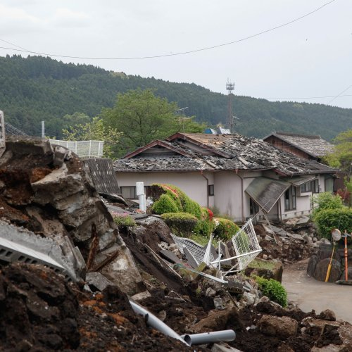 Listen: 80 People Feared Missing in Deadly Mudslide in Japan