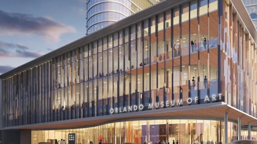 Orlando Museum of Art plans to expand into downtown tower