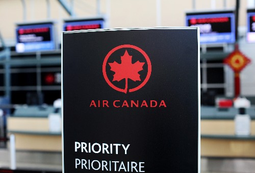 Air Canada starts COVID-19 testing at Toronto airport in push to open travel