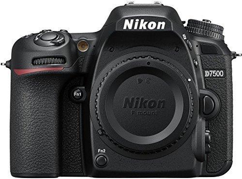 Nikon D7500 DX-Format Digital SLR