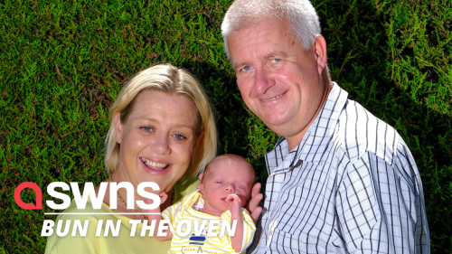 Couple from Wales struggling to conceive finally welcome a baby after dad ditches BREAD