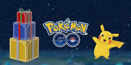 Pokémon Go kicking off two new in-game events for the holidays starting December 25