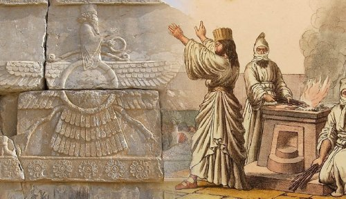 Zoroastrianism : The Origin Of Today's Religions