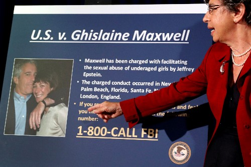 Ghislaine Maxwell repeatedly denies witnessing underage sex, other misconduct in Epstein deposition
