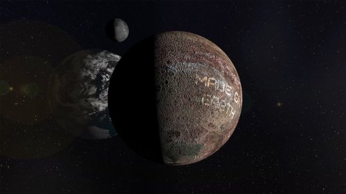 What If We Built an Artificial Planet?