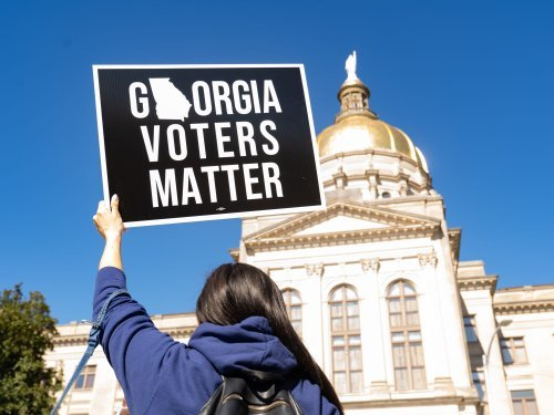 6 Big Changes Passed in Georgia's Elections Bill