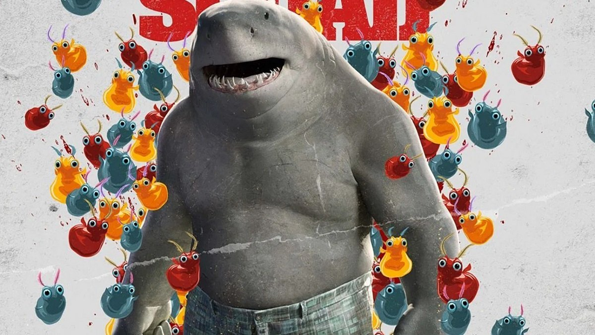 Who Is The Suicide Squad's King Shark?