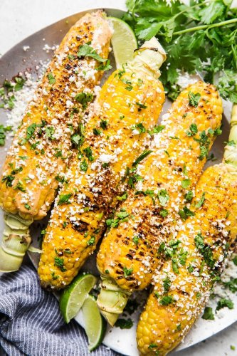 Grilled Mexican Street Corn Is The Ultimate Barbecue Side Dish