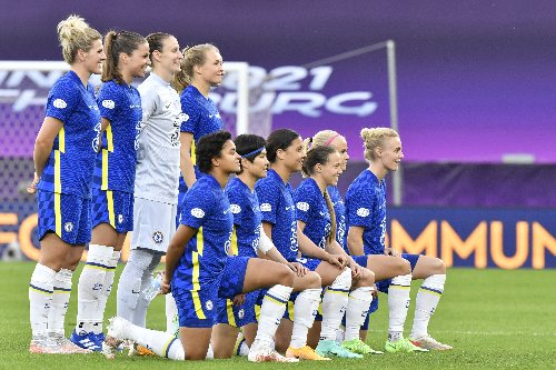 Women's soccer saw significant disruption from pandemic