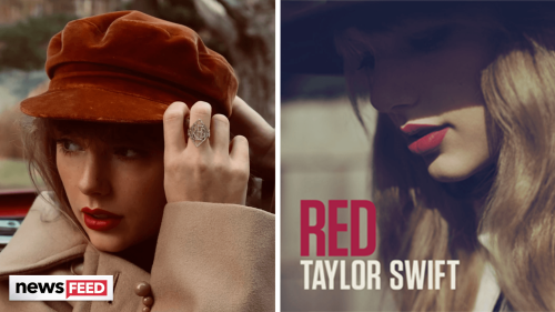 Taylor Swift Announces RED (Taylor's Version) + 'All Too Well' 10-Minute Track!