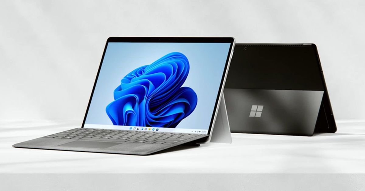 Microsoft Announces New Foldable Phone and Four Surface Devices