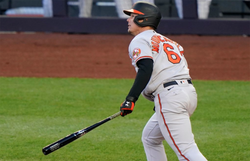 Orioles' Ryan Mountcastle on his DH role for the team | VIDEO