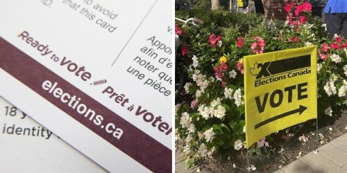 Here's When Election Results Will Start Coming In Across Canada