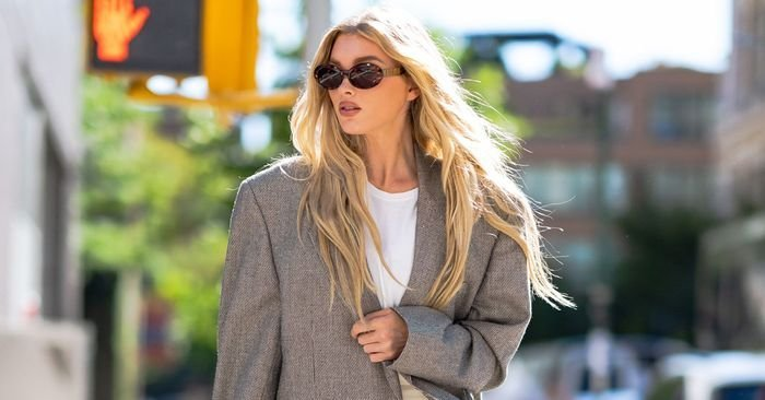 Elsa Hosk wore the new it Uggs that are about to be everywhere