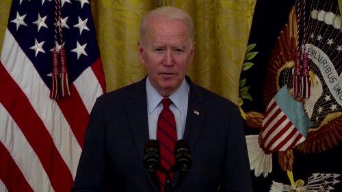 Biden OK's $1.2 trillion infrastructure plan