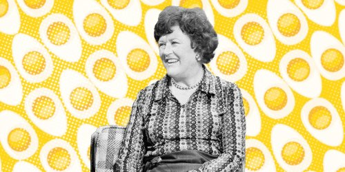 How to Avoid Common Cooking Mistakes, According to Julia Child