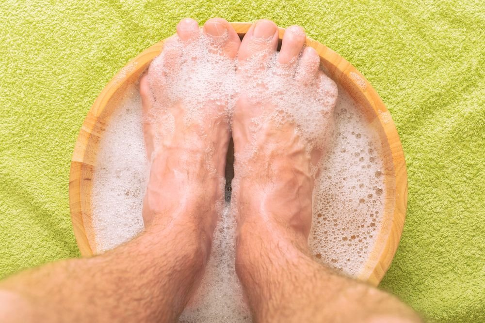 Effective Home Remedies for Ingrown Toenails, Plus More Foot Health Facts