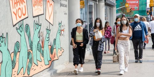 Ontario Vaccine Passports Officially Start Today & Here's The Rundown