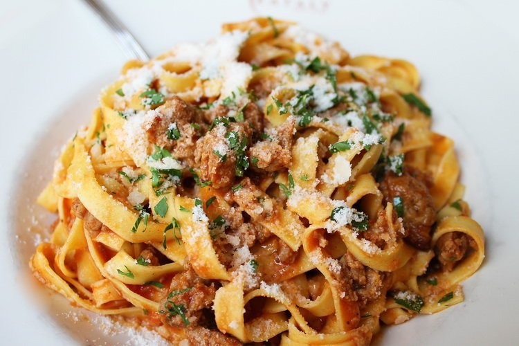 Classic Bolognese Is The Perfect Comfort Food