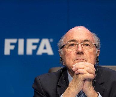 国际足联反腐 cover image