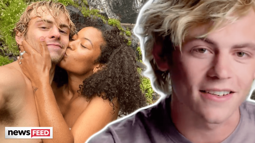 Ross Lynch DETAILS 'Instant Chemistry' With Jaz Sinclair & Post-Disney Image!