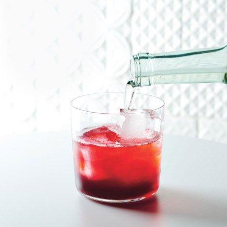 Pomegranate Aperitif