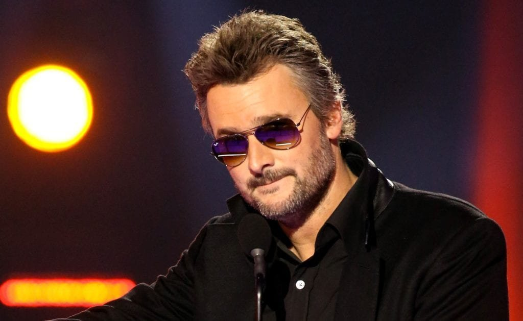 Eric Church reveals hangover cure that 'works every time'