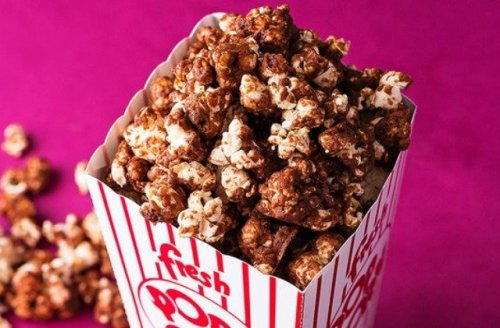 Nutella Popcorn Is About To Be Your New Favorite Treat
