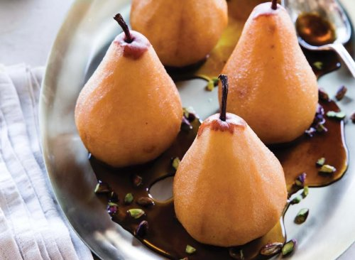 Why You Need to Add Pears to Your Fall Menu
