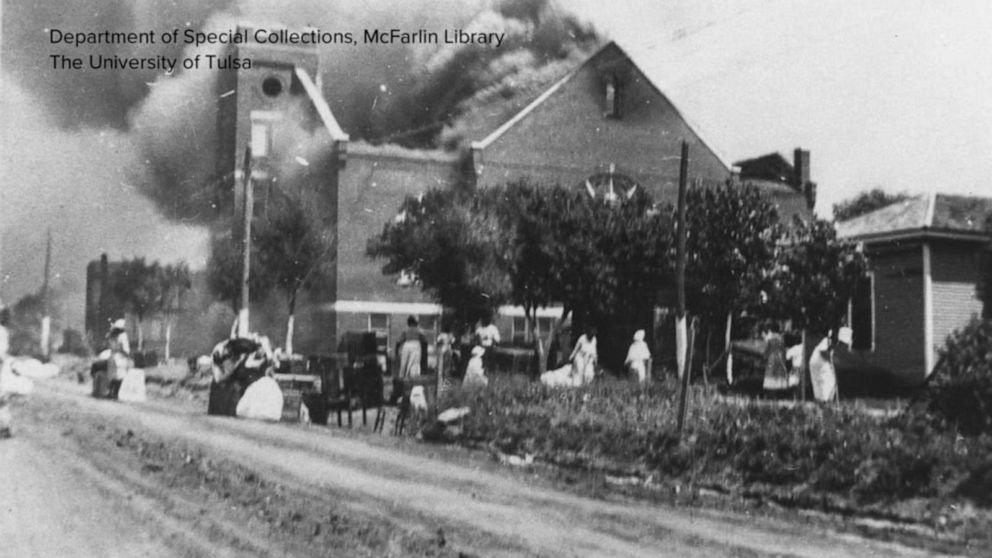 Tulsa community marks 100 years after race massacre