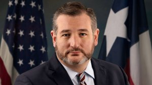 Ted Cruz Defends a Parent Who Waved the Nazi Salute at a School Board Meeting