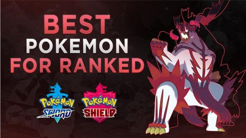These are the best Pokemon for Sword and Shield Ranked